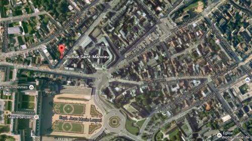 maps 36 rue saint manvieu